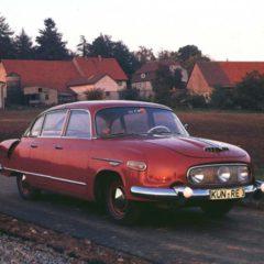 1960 tatra 603