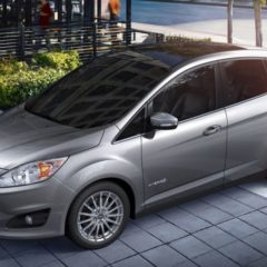 2016 ford c max hybrid