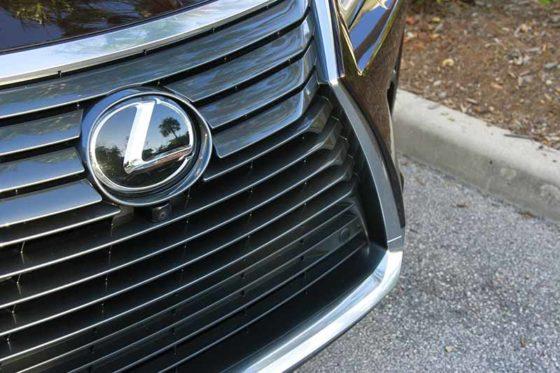2016 Lexus 9424A RX 5DR SUV