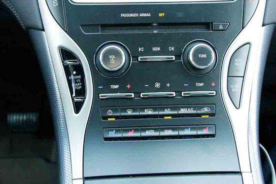 2016 Lincoln MKX BLK LB AWD