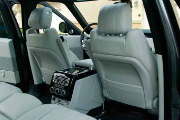 2016 Range Rover Supercharged LWB