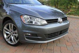 2016 Volkswagen Golf SportWagen TSI SEL