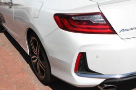 2017 Honda Accord 2D Touring V6