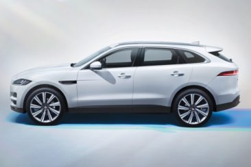 2017 jaguar f pace