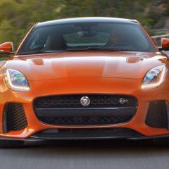 2017 jaguar f type coupe svr
