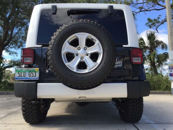 2017 Jeep Wrangler Unlimited Chief 4x4