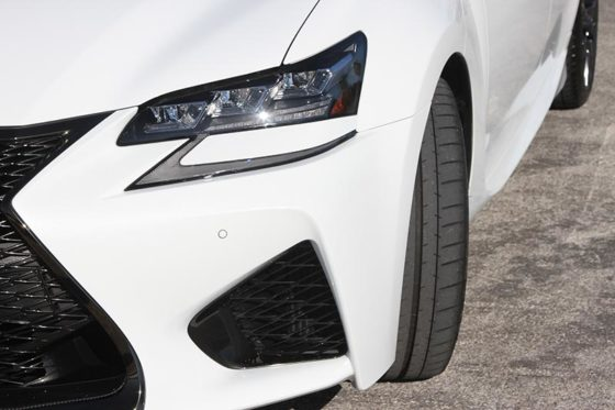 2017 Lexus 9335A GS F Sedan