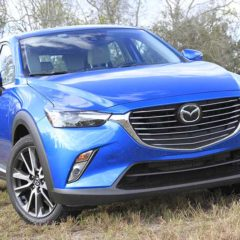 2017 Mazda CX3 Grand Touring FWD