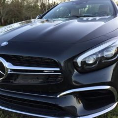 2017 mercedes benz amg sl65 roadster