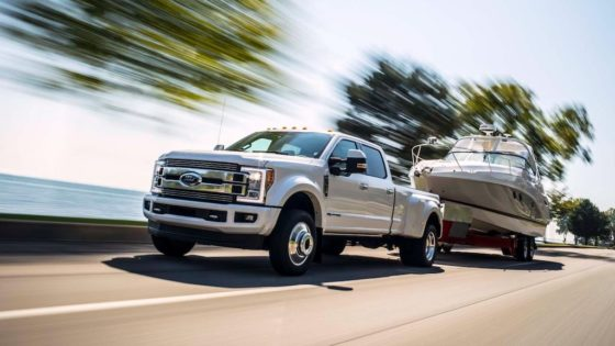 2018 Ford F Series Super Duty Limited