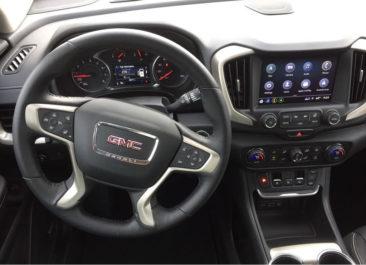 2018 GMC Terrain AWD Denali