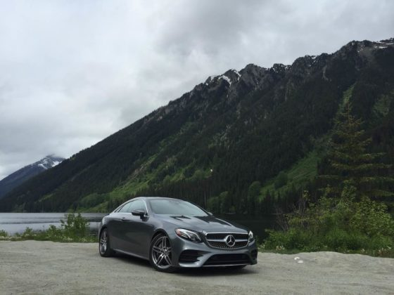 2018 Mercedes Benz E 400 Coupe
