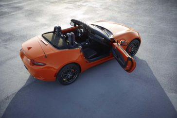 2019 Mazda MX5 Miata Soft Top