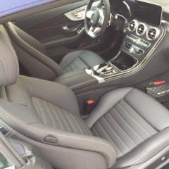 2019 Mercedes Benz Amg c43 Cabriolet Interior