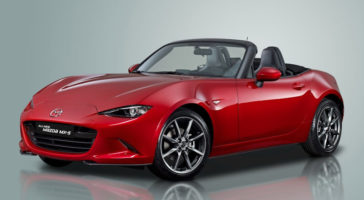 the 2020 MX-5 Miata Club