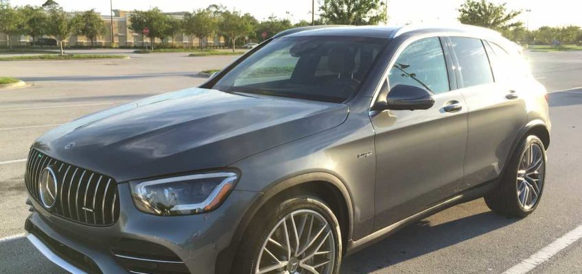 2020 Mercedes Benz AMG GLC43 SUV