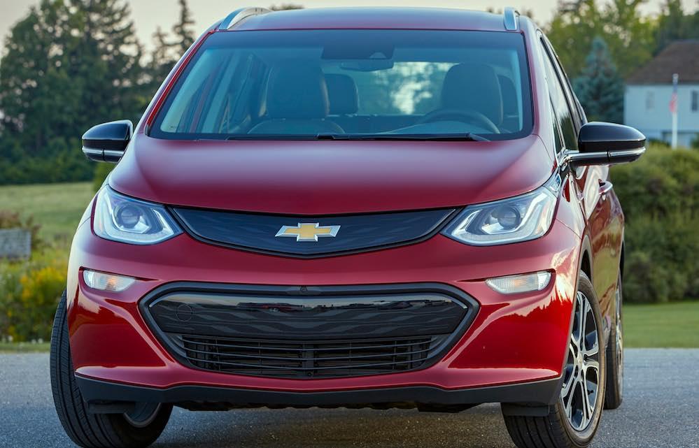 2021 Chevrolet Bolt EV