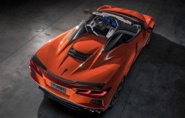 2021 Corvette Stingray