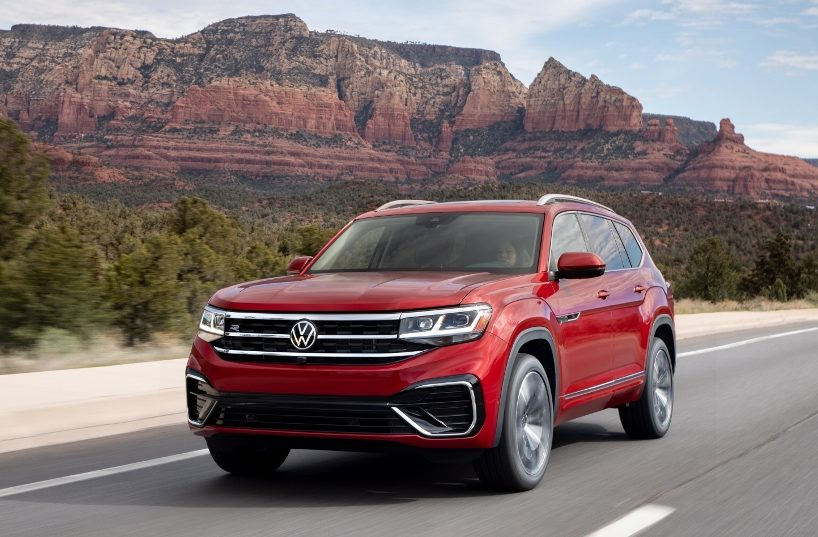 2021 Volkswagen Atlas SE 4MOTION