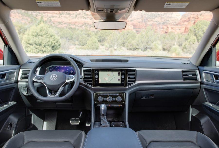2021 Atlas V6 SEL Premium R-Line 4MOTION