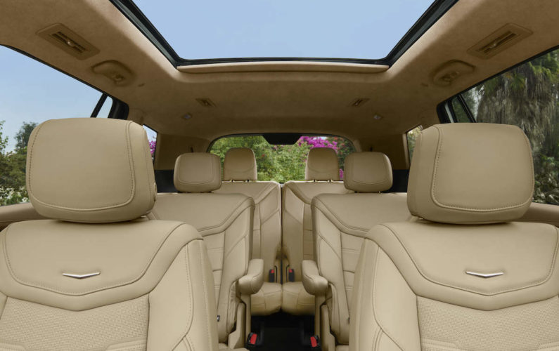 XT6 Cadillac Luxury SUV