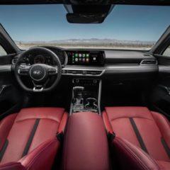 2021 K5 GT Line AWD