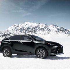2021 Lexus NX 300h F Sport AWD Black Line Special Edition