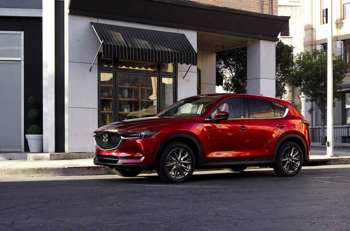 Mazda CX-5 Signature AWD Turbo