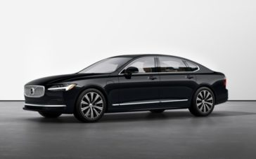 2021 Volvo S90 Recharge T8 eAWD Inscription