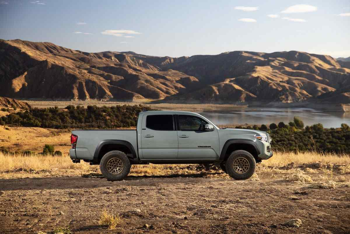 Toyota 2022 Tacoma Trail