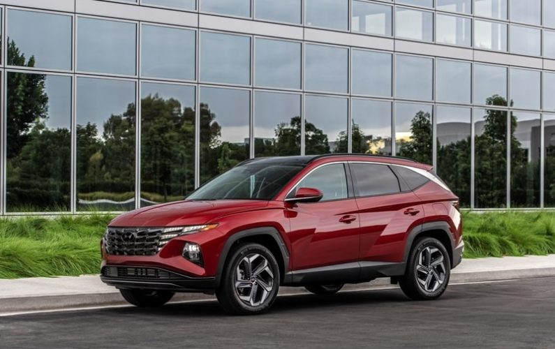 New 2022 Tucson SUV can surprise car enthusiasts