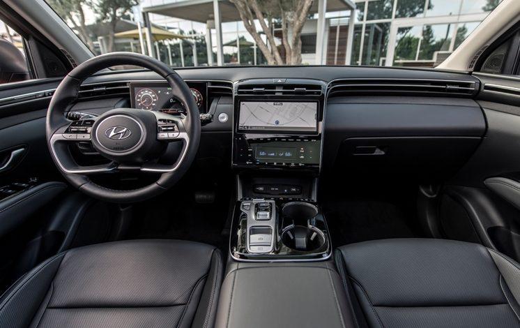 New 2022 Tucson SUV