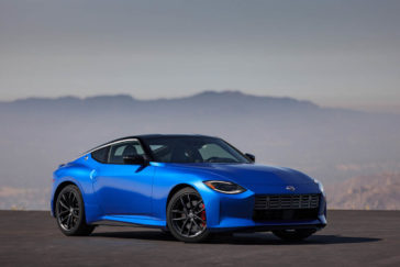 All-new 2023 Nissan Z