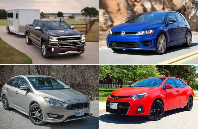 best selling cars global