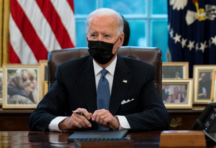 Biden reinstates travel ban for some countries