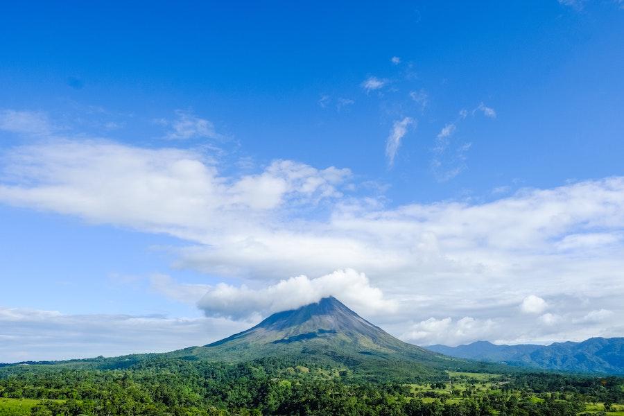 Costa Rica landmarks
