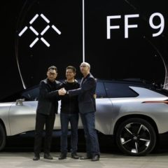 faraday future ff 91 enlas vegas