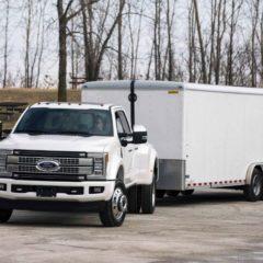 ford super duty trailer reverse