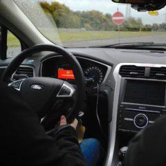 ford wrong way alert