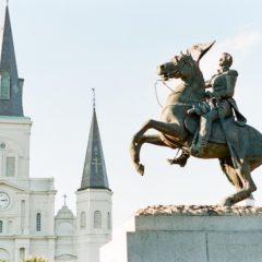 New Orleans landmarks