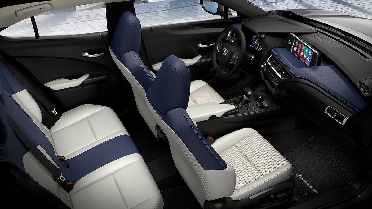 2021 Lexus UX 250h AWD