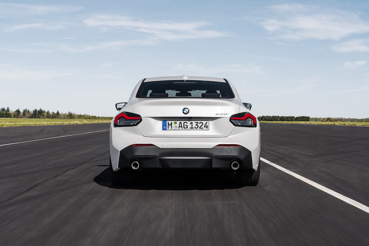 New 2022 BMW