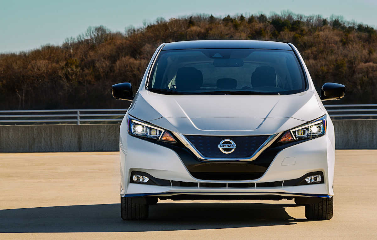 Nissan targets 40% of U.S. sales