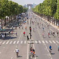 paris car free day 2014
